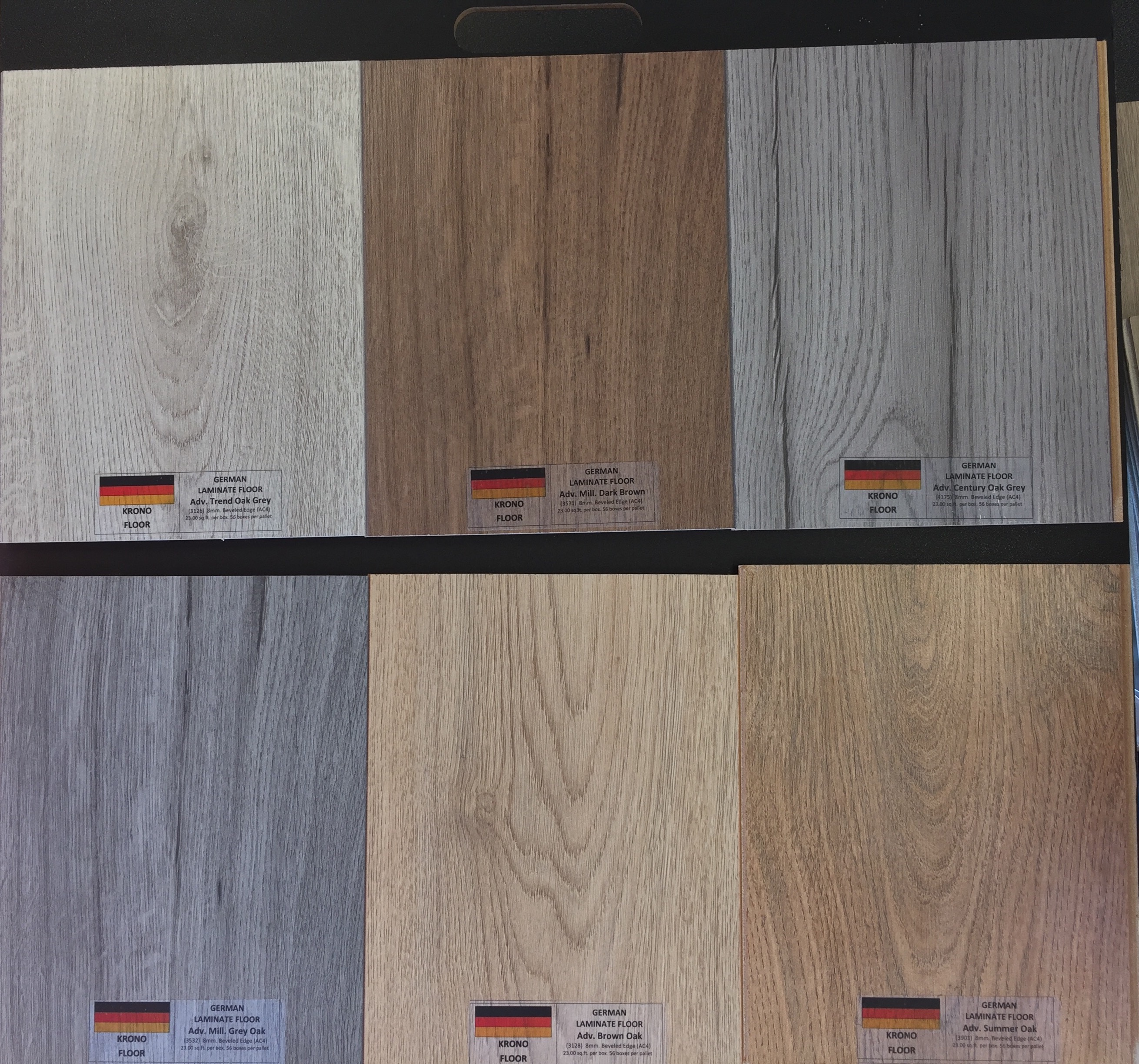 The Flooring Factory We Carry More Then 180 Colors In 8mm